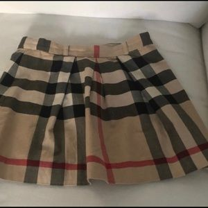 ce581786a Burberry Skirts for Kids | Poshmark